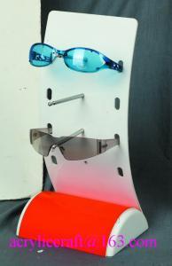 China Plexiglass eyeglass organizer acrylic eyewear display stand on sale