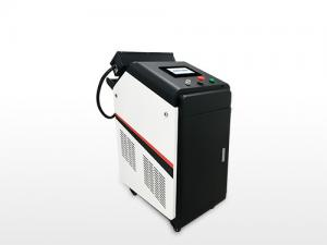 China 1064nm 100W Metal Laser Cleaning Machine Dust Free High Surface Cleanliness on sale