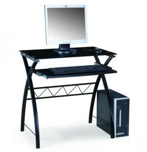 Muebles Negros Dx 335 Del Diseno Del Escritorio Del Ordenador Del
