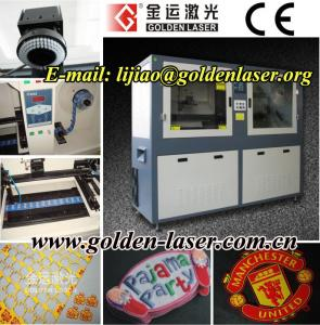 China Auto Recognition Roll to Roll Label Cutter Machine Laser on sale