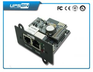 China Computer Network System UPS SNMP Card UPS Accessories on sale