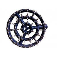 Brass Nozzles Cast Iron Gas Jet Burner , LPG / NG Gas 88 Jet Burner For Kitchen