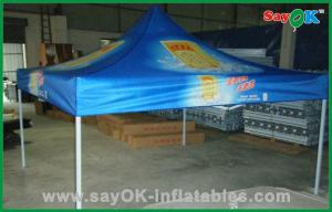 China Portable Aluminum Canopy 4x4 Folding Tent Waterproof Commercial Tent on sale