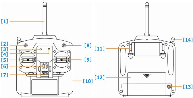 rc model airplane camera