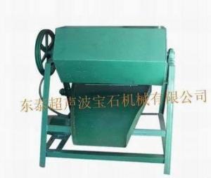 China stone hexagonal tumbling machines on sale
