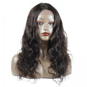 China Natural Real Unprocessed Virgin Human Hair Weave Kinky Curly Black Hair Extensions on sale