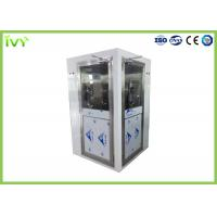 Customized Air Shower Room 380V / 220V 50Hz Rated Power For Clearing Off Dust