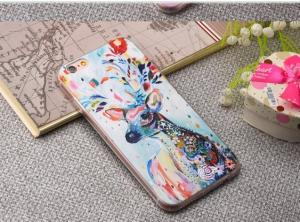 China Colorful Painting TPU Phone Case Cell Phone Accessories For Iphone 7 / Iphone 7 Plus on sale