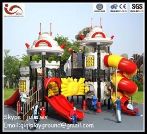 China Outdoor playground equipment on sale