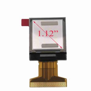 China 1.12 Inch 0.96 Inch Oled Display Full Color Lcd Watch Module on sale