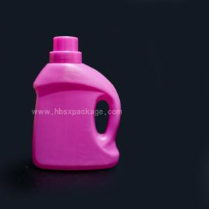 China 1000ML plastic bottle for laundry detergent liquid soap on sale
