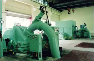 China Pelton Water Turbine Gererating Units on sale