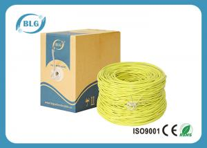 China UTP Cat5e Network Cable Conductor With 0.4mm / 0.45mm / 0.48mm / 0.5mm BC on sale