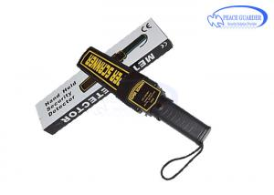 China Security Check Portable Body Scanner Metal Detector GP3003B1 22 KHz Operate Frequency on sale
