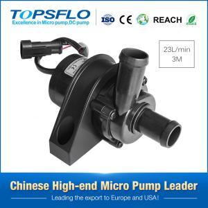 China Topsflo 12V 24V Specialized Car Pump, 12 Volt DC Car Pump antifreezer Pump on sale