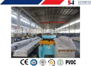 China Fast Speed Metal Deck Roll Forming Machine , Punching Metal Mesh Production Line on sale