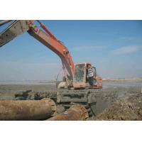 High Efficiency Swamp Equipment Long Reach Excavator Engine Power 133kw