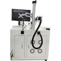 Light Weight UV Laser Marking Machine , Cell Phone Case Engraving Machine