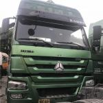70 ton 336hp SINOTRUCK SINOTRUK 371hp used HOWO tractor truck head trailer head for mozambique