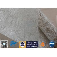 China 104 - 320 cm Width E Glass Powder Emulsion Fiberglass Chopped Strand Mat on sale