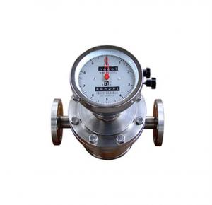 China oval gear flow meter for oil/kerosene/diesel with low cost made in China on sale