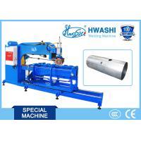 China Car Alusil Oil Tank Straight Rolling Seam Welding Machine on sale