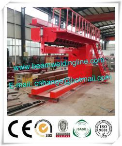 China Oil Tank And Pipe Welding Rotator , Tank Longitudinal Seam Welding Machine on sale