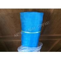 China Blue Color Insect Proof Mesh , Plastic Netting To Protect Plants From Insects on sale