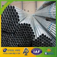 China pre galvanized steel pipe,pre galvanized steel tube on sale