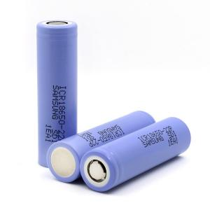 China Batería recargable del Li-ion de Samsung ICR18650-22P 2200mAh 3.7V para las linternas, herramientas eléctricas, batería on sale