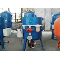 Rust Removal Portable Sandblasting Machine Anti - Corrosion High Performance