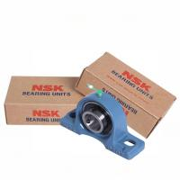 NSK UCP214 insert bearing with housing pillow block bearing for Construction Machinery
