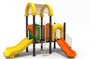 China toddler outdoor playground equipment child play slide kids playground slide on sale