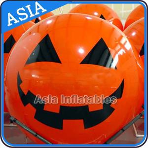 China Fruits Helium Pumkin Balloon Customized Large  , Vegetables Shape  Ball Balloon on sale