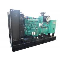 China Safety Frame Low Noise Diesel Generator Set , Diesel Engine Generator Set With Original Stamford Alternator on sale