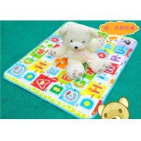 China New StyleDoulble-Site Baby Play Mat 2*1.8 Ocean And Zoo Child Beach Mat Picnic Carpet on sale