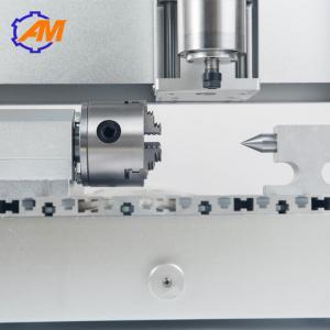 China Aluminum metal cnc engraving machine AMAN 3040CH80(800W) cnc drilling machine pcb cnc,cnc machine ,cnc milling machine on sale