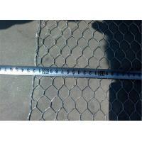 China 1/2 3/4 Inch Hexagonal Wire Mesh Long Life Expectancy.For Residential Protection on sale