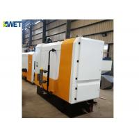 China Low Pollution 400Kg/H Biomass coal Steam Boiler One Touch Operation Meticulous Design on sale