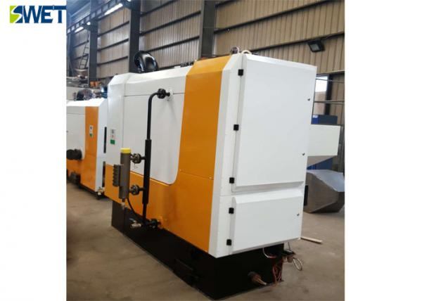 Low Pollution 400Kg/H Biogas Steam Boiler One Touch