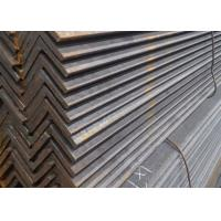 ISO9001 Hot Rolled Angle Steel Length 6m / 9m 3.0mm  - 12.5mm Thickness