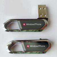 Carabiner USB flash drive 8GB