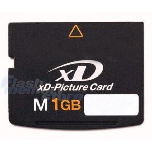 China figure de 1GB XD, carte de mémoire on sale