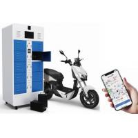 Hangzhou Yugu Supplying Smart Battery Swap Station For Electric Scooter Electric Bicycle