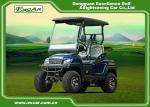 Engineering Plastic Body Electric Golf Carts , Max.speed 25km/h