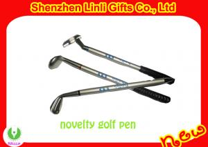 China 2011 cheapest Mini novel golf Gifts ball pen with logo on sale