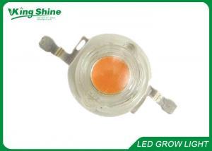 China Super Bright High Power COB Led Grow Chip Bead Led Diode 350mA 700mA on sale
