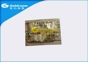 China Aluminium Material Pharmaceutical Sachets Packaging With Colorful Printing Surface on sale