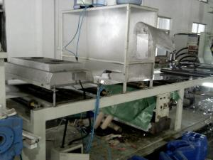 China Professional 3 Roll Plastic Sheet Extrusion Machine With ISO / CE Certification on sale