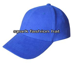 Quality Casquette de baseball promotionnelle en vrac faite sur commande de bleu royal for sale